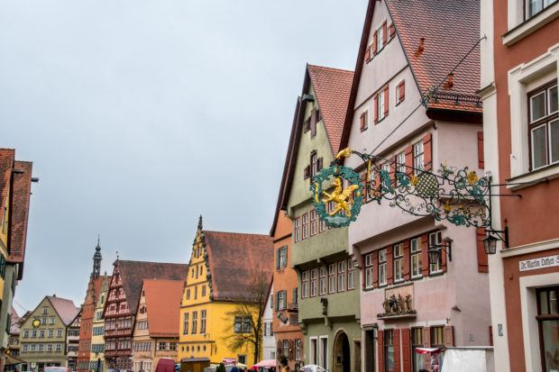 Explore the Best Small Towns in Germany on this Romantic