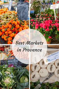 Provence markets overflow with amazing vegetables, flowers, and more. Here's a look at seven of the best markets in the South of France.