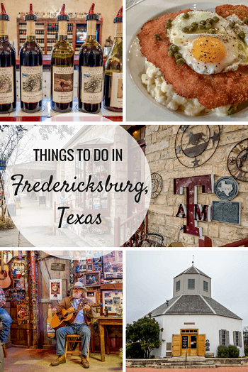 There are so many things to do in Fredericksburg, Texas. From wine tasting to learning about the town's history, a visit here makes for a great weekend| 17 Great Ways to Spend a Weekend in Fredericksburg, Texas