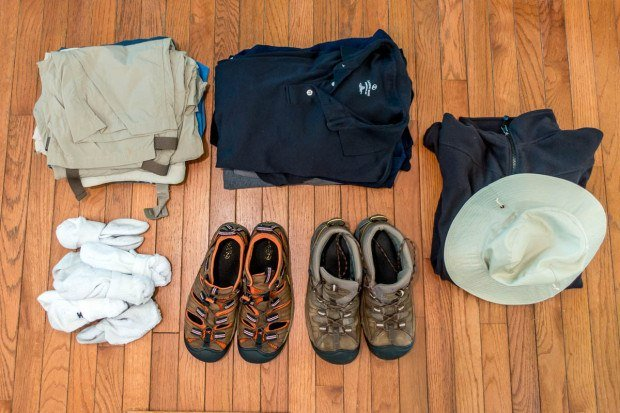 What to pack for Ecuador for men, including a packing list for Galapagos cruise with companies such as Lindblad Galapagos. This Ecuador packing list has everything you will need to enjoy Charles Darwin's islands.