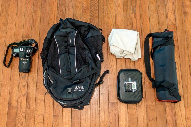 The photography gear to pack for Ecuador and the Galapagos Islands. Photography gear should be the number one consideration for your Galapagos packing list Ecuador. This was what we spent the most amount of time on when considering what to pack for Ecuador.