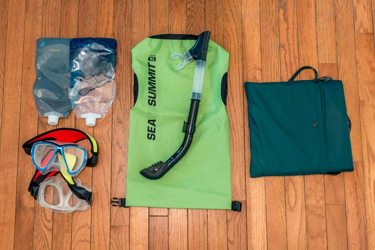 What to pack for Ecuador?  While what to pack for the Galapagos Islands is largely a matter of personal taste and comfort, there are some commonalities. When considering what to pack for Galapagos, this was our packing list.