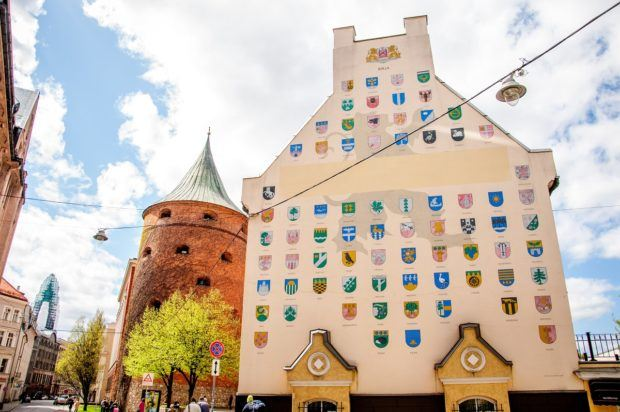 Wondering what to see in Riga? Check out the Powder Tower and its Museum of War