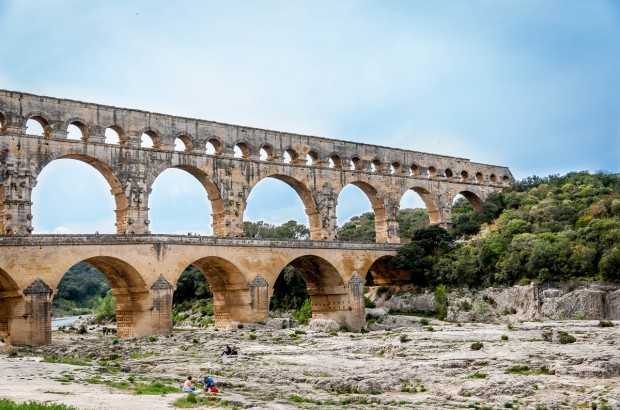 The Pont du Gard is nearly 2000 years old | Postcards from Provence