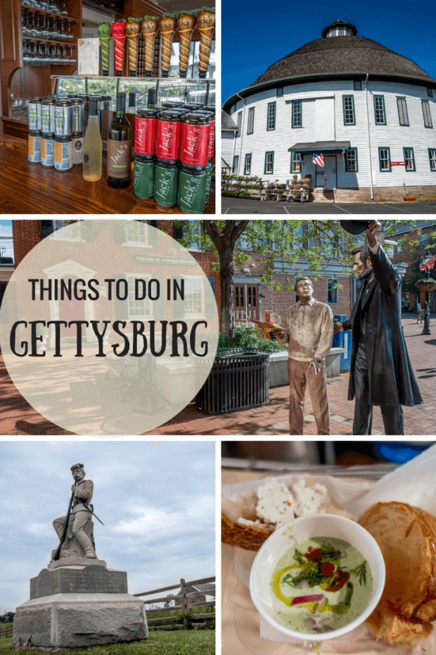 From picking your own apples to visiting an historic battlefield, there are so many fun things to do in Gettysburg, Pennsylvania | 10 Great Ways to Spend a Weekend in Gettysburg
