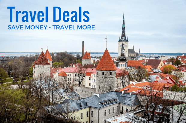 The best travel deals on the Internet.