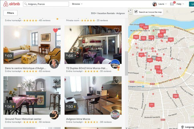 How to use Airbnb search to find great accommodations