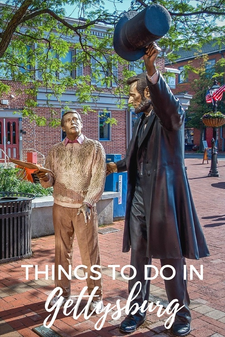 From picking your own apples to visiting an historic battlefield, there are so many fun things to do in Gettysburg, Pennsylvania