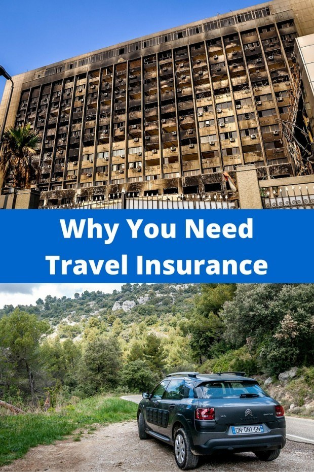 You can never predict when Murphy's Law will strike. International travel insurance can protect you when things go wrong. Learn from our experiences!