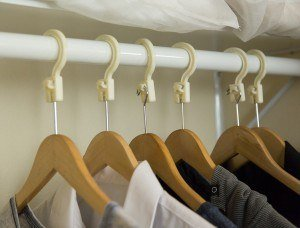The ConvertAHanger device makes awkward hotel hangers a thing of the past.