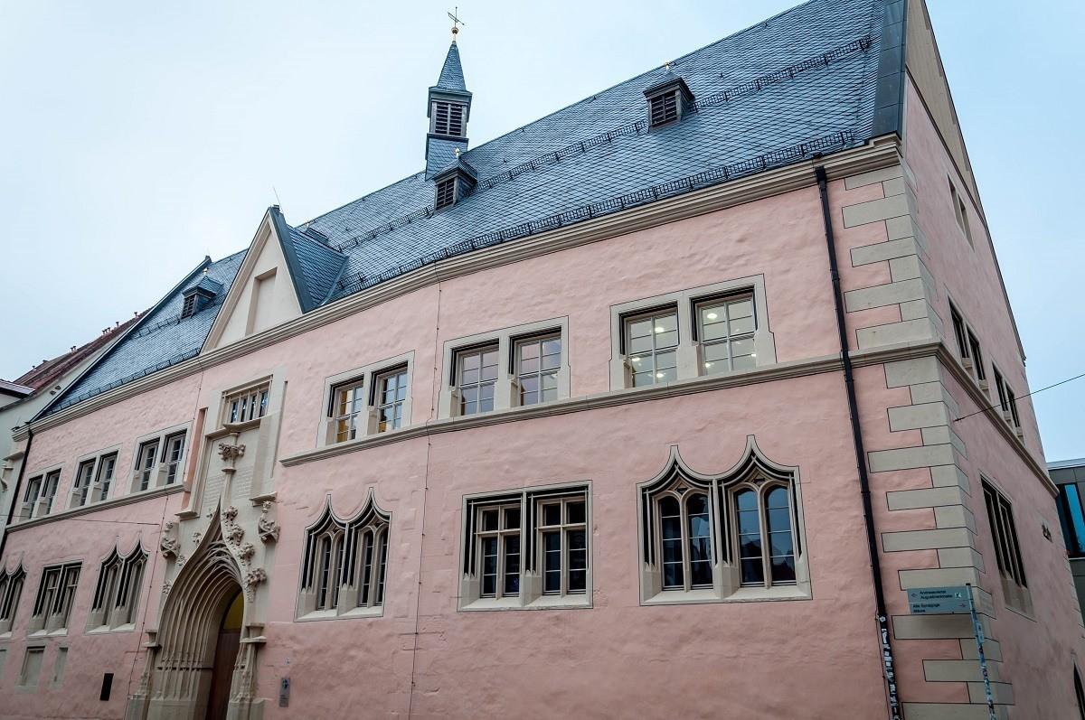 The University in Erfurt