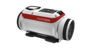 The TomTom Bandit Action Camera.