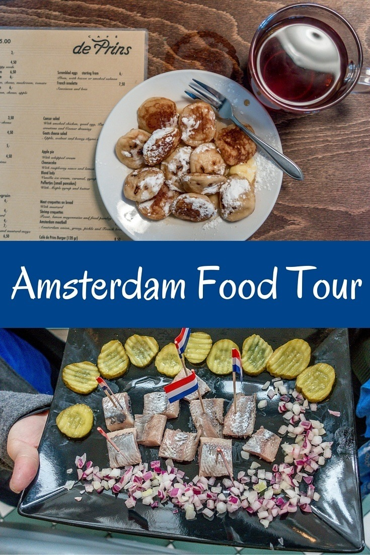 Food in Amsterdam is so much more than just beer and cheese. Take a look at all the great things there are to eat.
