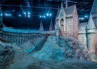 The Hogwarts Castle Model on the Harry Potter Studio Tour.