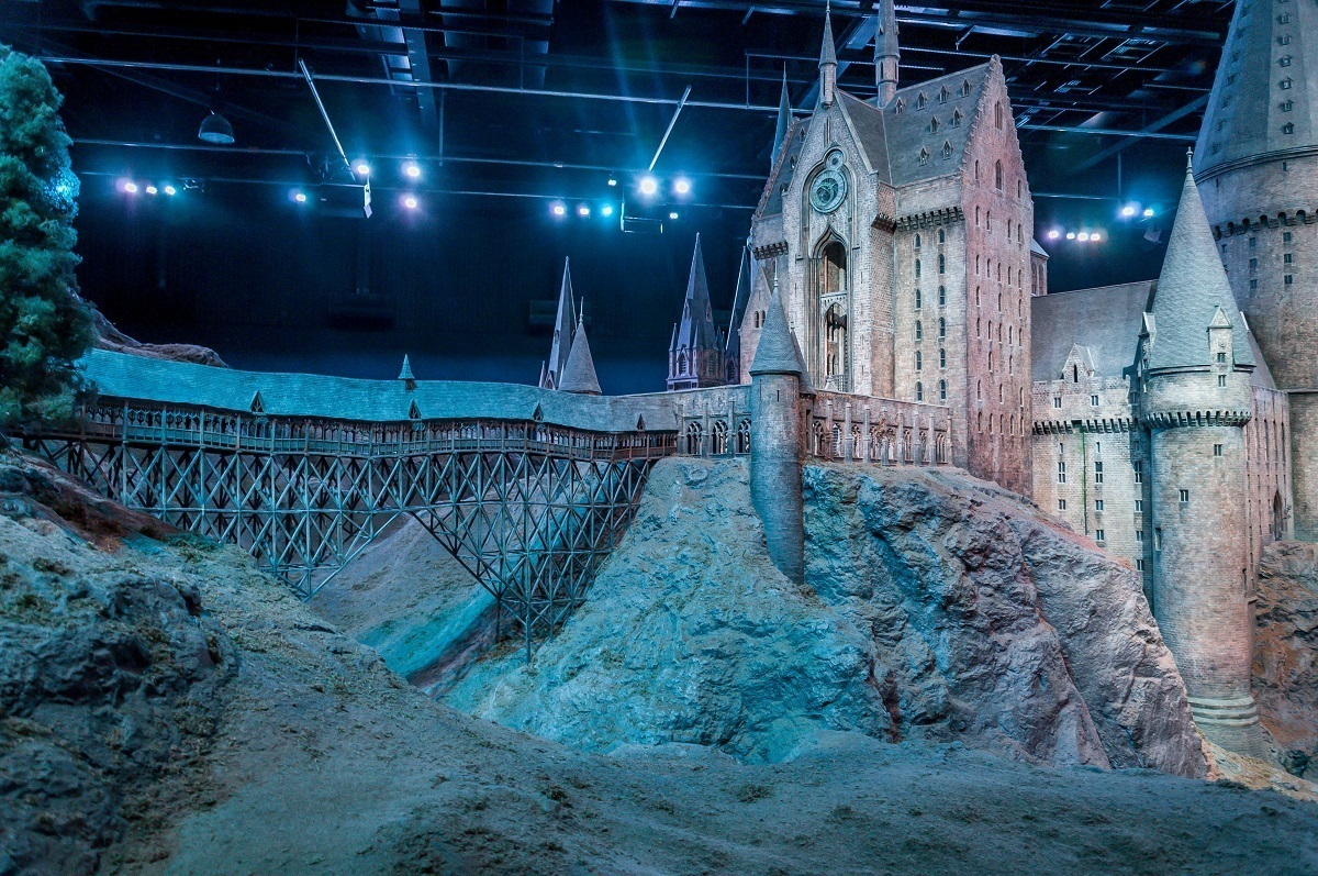The Magical Harry Potter Studio Tour Travel Addicts