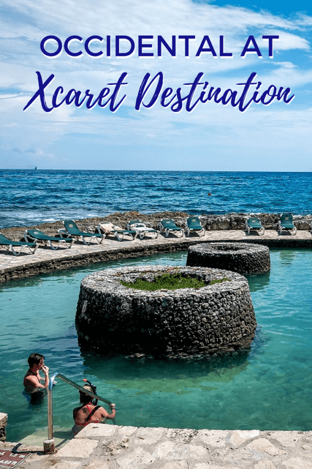 The Occidental at Xcaret Destination, an all-inclusive resort in Mexico's Riviera Maya, is the perfect spot for exploring Playa del Carmen, visiting Xcaret and Xel Ha, or doing nothing at all.
