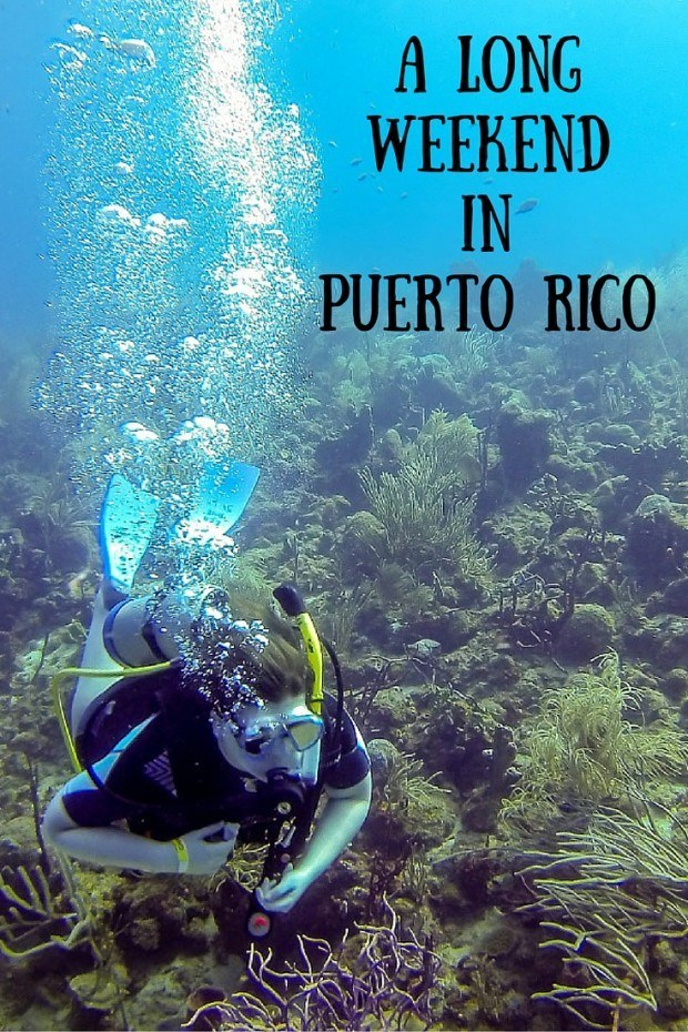 From scuba diving to visiting a rain forest to learning about history, there are so many things to do in Puerto Rico. Check out this great visiting Puerto Rico itinerary for an epic weekend.