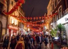 Eating our way through London's Soho neighborhood, including Chinatown.
