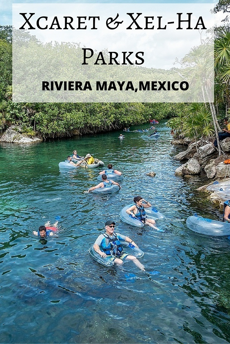 Xcaret and Xel-Ha parks offer great ways to spend a day in Mexico's Riviera Maya. But which one is best? See what each one has to offer.