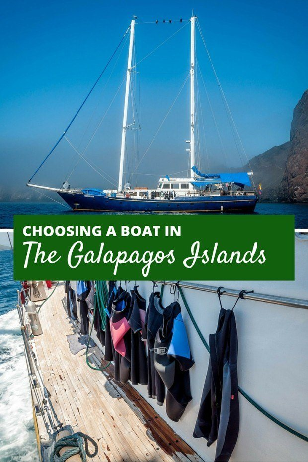 The Galapagos Islands are best explored by boat, but not all cruise tours are the same. Here's how to pick the right Galapagos cruise boat for you.