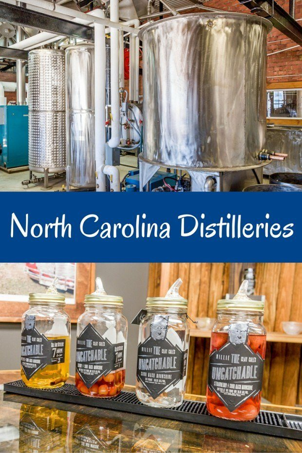 North Carolina has a long history of distilling. Today, there are over 40 legal North Carolina distilleries where visitors can see production and try the products. Here's a look at 5 of them.