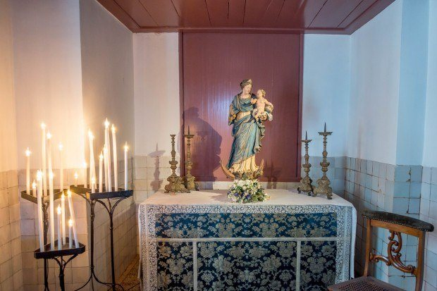 The Lady Chapel at Our Lord in the Attic in Amsterdam
