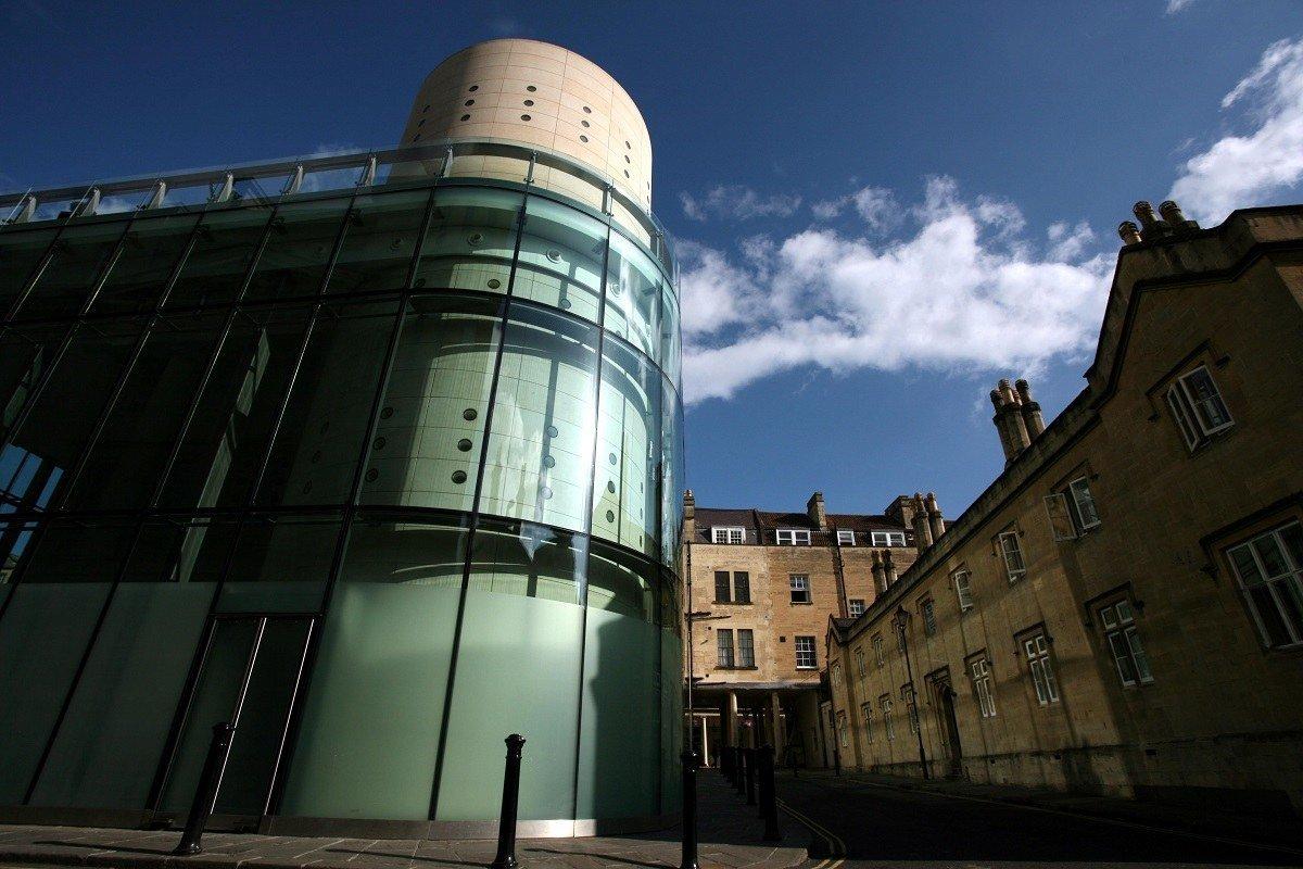 The Bath Thermae Spa