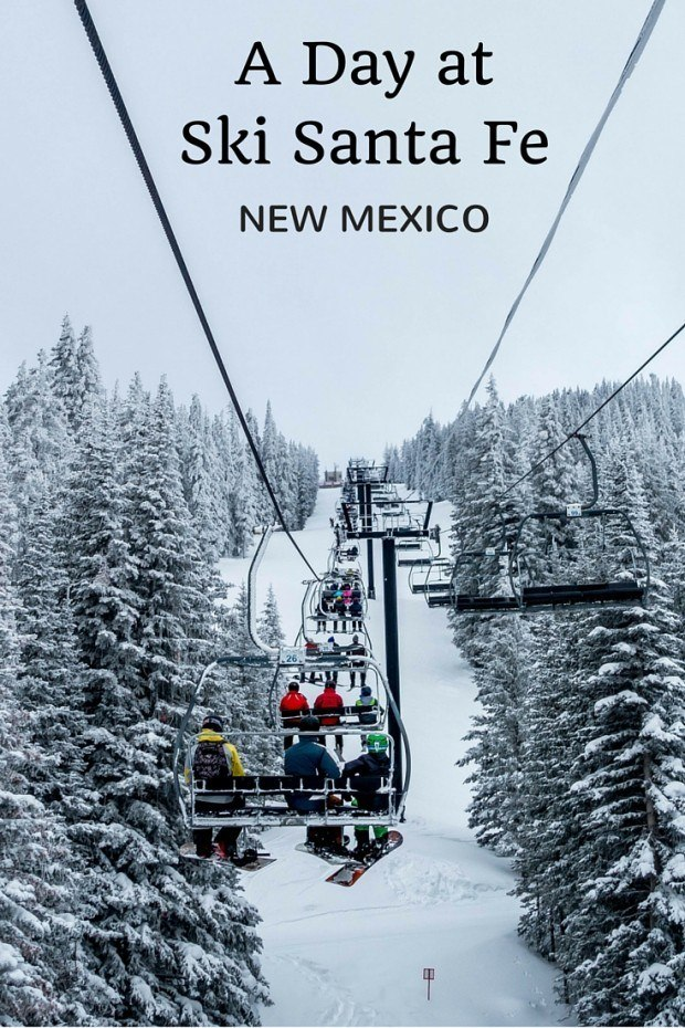 Ski Santa Fe isn't a large mountain, but it is a great mountain. The focus is on minimal lift lines, maximum fun, and skiing in the Santa Fe National Forest.