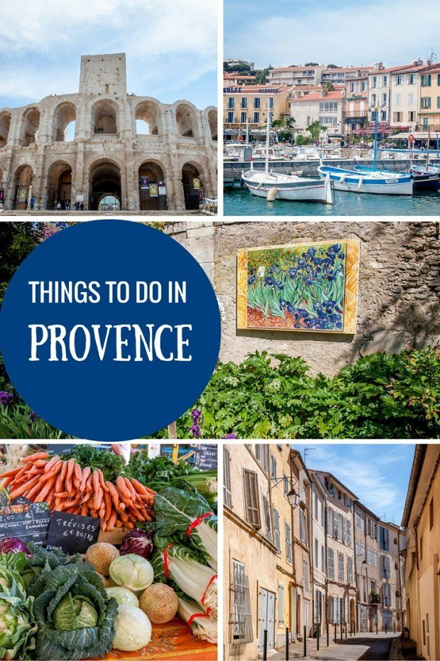 From standing where Van Gogh stood to exploring the local markets, there are so many marvelous things to do in Provence whether you have one day or ten.
