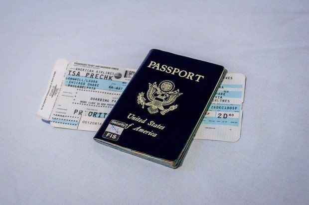 Having hard-copy boarding passes and copies of your passport can make traveling easier