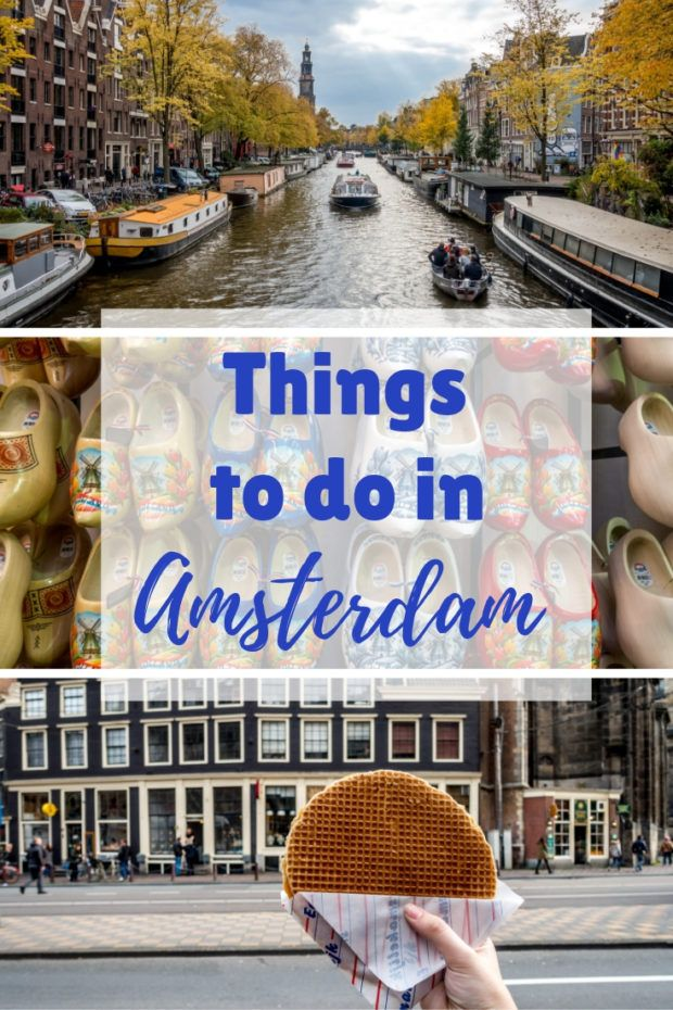 28 Fun Ways to Enjoy a Weekend in Amsterdam