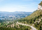 Road through France