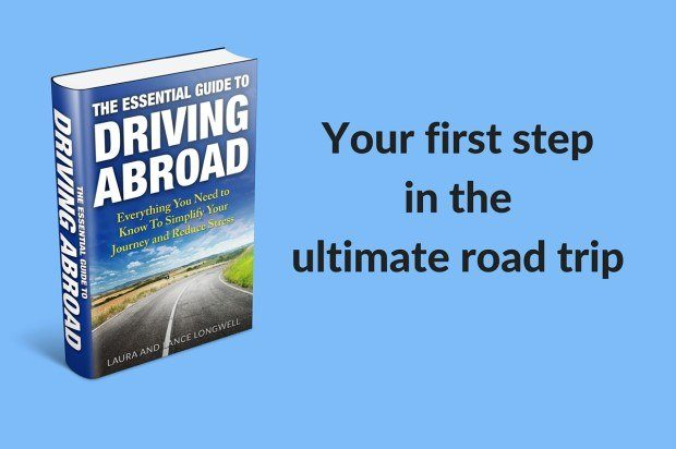 Get the The Essential Guide to Driving Abroad.