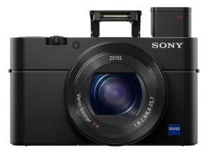 One of the best travel cameras is the Sony DSC-RX 100.
