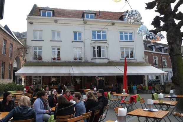 De Werf in Louven, Belgium.