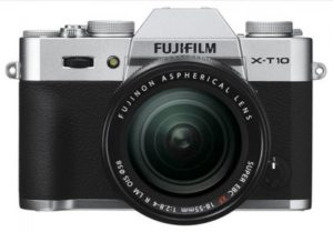 The Fujifilm X-T10 is a leading candidate for best mirrorless camera for travel.