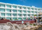 The beachfront Hotel B Cozumel is a distinguished member of the Mexico Boutique Hotels.