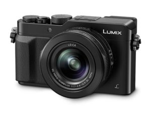 The Panasonic LX100 is one of the best compact travel cameras.