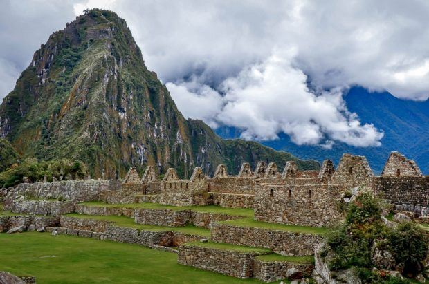 Machu Picchu:  one of the world's most recognizable top 10 UNESCO World Heritage Sites.