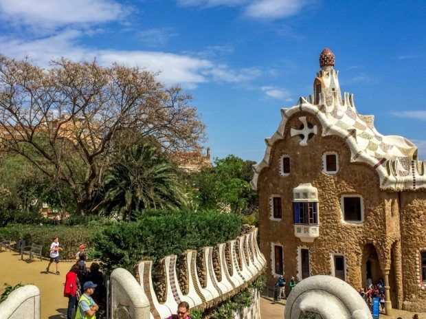 Barcelona's Park Guell is one attraction where reservations are recommended. Researching this kind of thing ahead of time is one of our most important international travel tips