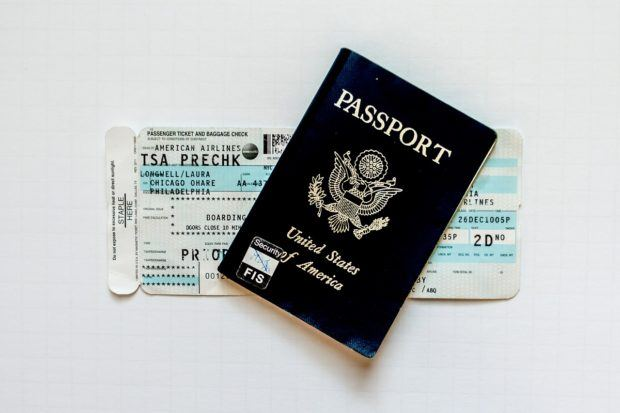 Bringing copies of your travel documents can prevent frustration