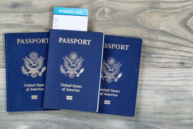 Checking your passport expiration date and making copies of your documents are two important items on an international travel checklist
