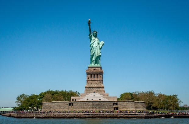 Visiting the Statue of Liberty and Ellis Island is a great thing to do from New York or New Jersey