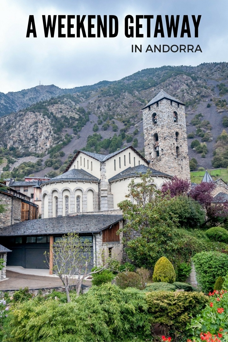 From hiking to visiting spas to sampling at wineries, there are so many things to do in Andorra. #andorra #europe #travel