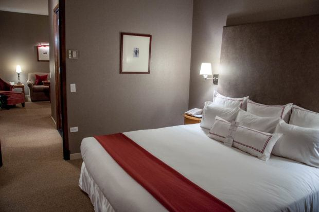 Upgrading to a multi-room suite through a hotel upgrade can make you feel like royalty.