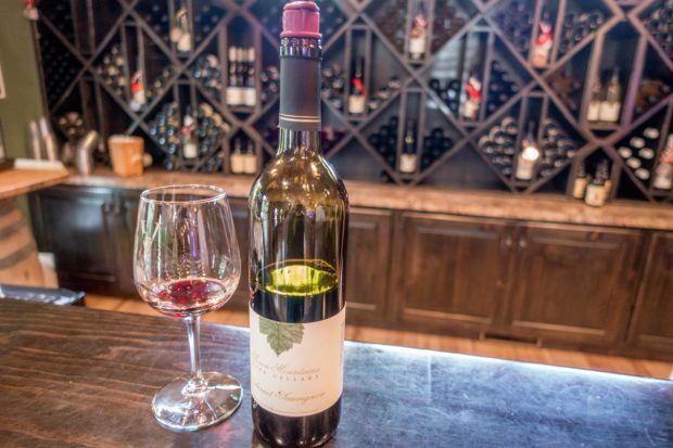 Seven Mountains Wine Cellars Cabernet Sauvignon