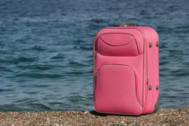 When picking your travel bag, sometimes a different color can help you stand out from the crowd.