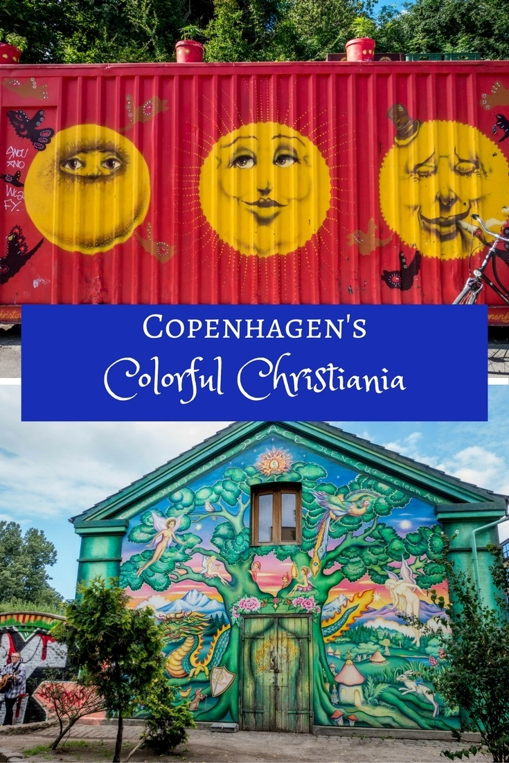 Freetown Christiania is a self-proclaimed free state in Copenhagen, Denmark. No one owns their homes, the people police themselves, and all decisions are made by consensus.
