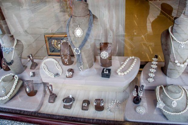 Shopping for Lake Ohrid pearls is a popular activity.