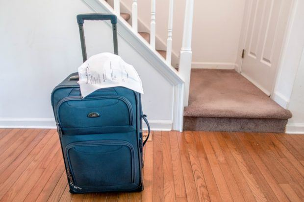 Reunited with my lost luggage.  During the whole experience, the American Airlines bag tracker, known as AA Track My Bags, showed my baggage was in Philadelphia the whole time, despite having flown around the world. I learned that the American Airline baggage status app was worthless.